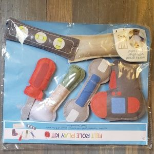 COPY - Felt role play tool kit